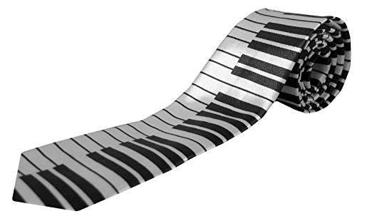 corbata de piano - ideas para regalar a tu novio o marido