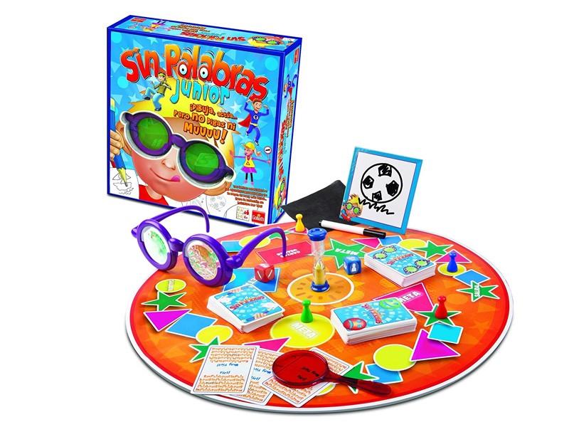 12 juegos de mesa para regalar mil ideas para regalar for Juego de mesa sin palabras