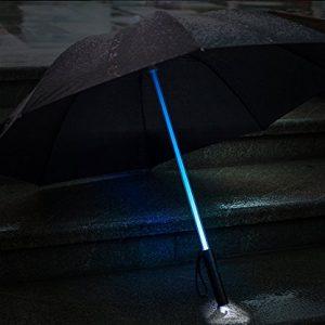 Paraguas LED Blade Runner / sable de luz Star Wars