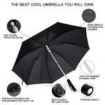 Paraguas LED Blade Runner / sable de luz Star Wars - Detalles