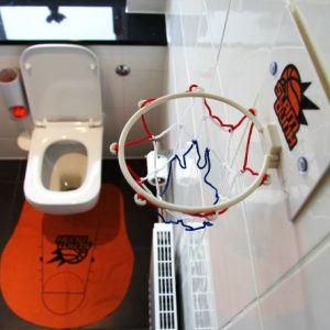 Canasta para WC