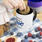 """Taza """"Los primeros 40 años de infancia son los más difíciles"""" genial para tus desayunos"""