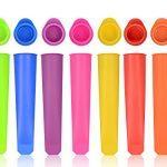 Moldes de silicona para helados tipo Calippo - Gama de colores