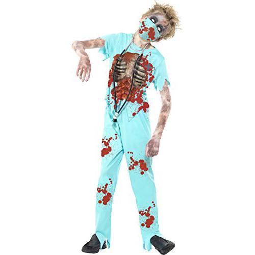 Disfraz-doctor-zombi-nino