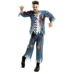 Disfraz de colegial zombie