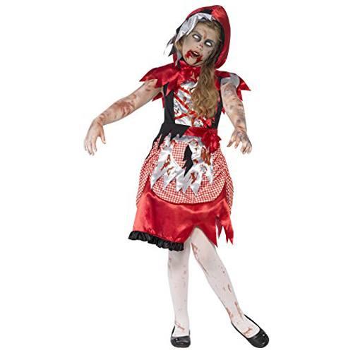 Smiffys-Disfraz-zombi-Caperucita-Roja-para-ninas
