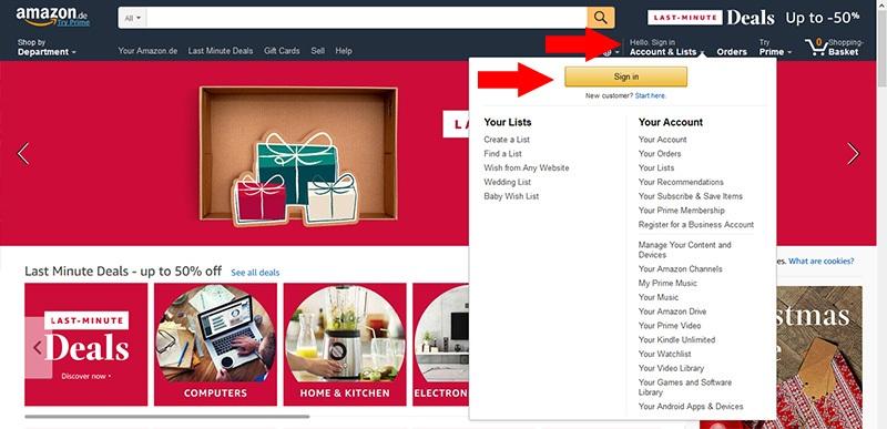 Playmobil baratos - Entra en Amazon Alemania con tu usuario de Amazon España