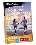 WONDERBOX Caja Regalo -Momentos ÚNICOS para Dos- 6.500 experiencias para Dos Personas