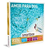 Smartbox - Caja Regalo Amor para Dos - Idea de Regalo Boda - 1 Experiencia de Estancia, Bienestar, gastronomía o Aventura para 2