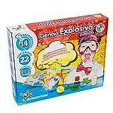 Science4you-5600983608658 Ciencia Explosiva Kaboom para Niños +8 Años, Multicolor (5600983608658)