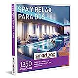 Smartbox - Caja Regalo SPA y Relax para Dos - Idea de Regalo para Padres - 1 Actividad de Bienestar para 2 Personas