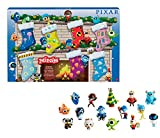 Disney- Pixar Mini Calendario de Adviento (Mattel GmbH GRM89)