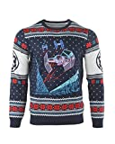 Star Wars Jersey De Navidad Tie Fighter Battle of Yavin Unisexo - M