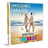 Smartbox - Caja Regalo Emociones para Dos - Idea de Regalo Padres - 1 Experiencia de Estancia, Cena, Bienestar o Aventura para 2