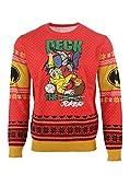 Batman Jersey De Navidad La Cubierta Joker Unisexo - M