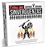 Tribu de Sinvergüenzas - El Mejor Juegos para Beber para Fiestas y Risas con amig@s - Made In Spain