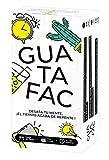 GUATAFAC 🔥 – Juego de Mesa - Juego de Cartas para Fiestas y Risas 🎉 – Edición Español 😈