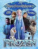 Frozen Libro Para Colorear: Frozen Gran Edición Para Colorear Con Perfectas Ilustraciones No Oficiales
