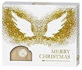 Boulevard de Beauté Angelic Beauty Calendar 24 + 1 – Calendario de Adviento de belleza con bolsa de cosméticos adicional como regalo, 650 g