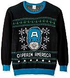 Marvel Suéter feo de Navidad. - negro - XXX-Large