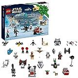 LEGO 75307 Star Wars, Calendario de Adviento de 2021, Set de Construcción para Niños, The Mandalorian para Niños de 6 Años