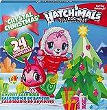 Hatchimals CollEGGtibles - Calendario de Adviento con Personajes exclusivos y Accesorios para Manualidades de Papel, para Edades de 5 años en adelante