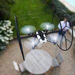 Minidrone Parrot Rolling Spider vuela y rueda