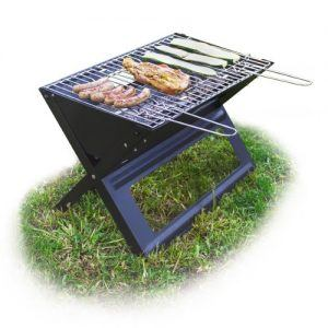 Barbacoa plegable