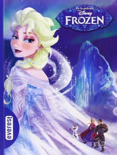 Princesas-Disney-Libro-Frozen-Clsicos-Disney-0