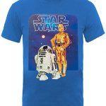 Star-Wars-BILSW00008C-Camiseta-Manga-Corta-de-manga-corta-para-nios-0