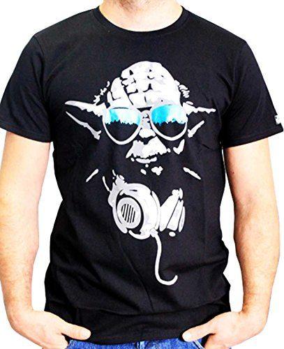 Camiseta Yoda molón