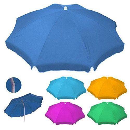 Papillon-8322625-Sombrilla-playa-polister-180-cm-colores-surtidos-0