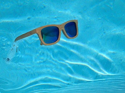 Gafas de Sol de Bambú - Mil ideas para regalar e73bcf50051a