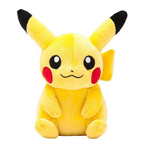 Pokemon-Center-Peluche-Pikachu-sentado-0