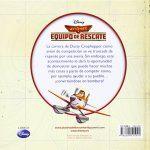 Aviones. Equipo De Rescate - Colección Primeros Lectores Contraportada