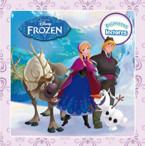Frozen-Primeros-Lectores-Frozen-Disney-0