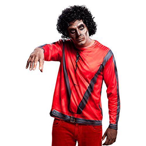 Yijja-Fast-Fun-camiseta-de-manga-larga-Michael-Jackson-thriller-para-adultos-0