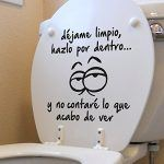 IDEAVINILO-Sticker-Djame-Limpio-Color-negro-Medidas-28x31cm-0