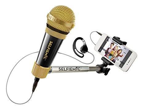 Selfie Mic - Ideas para una Nochevieja diferente.