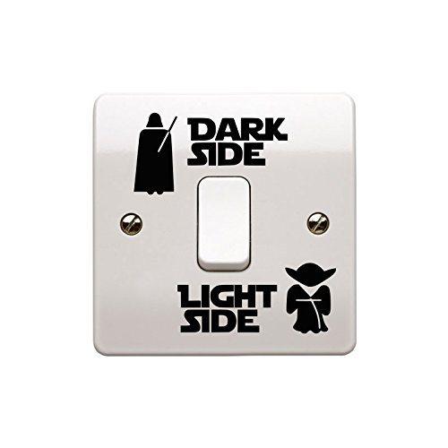 Star-Wars-vinilo-Adhesivo-para-interruptor-de-pared-0