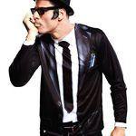 Yijja-Fast-Fun-Bluesman-camiseta-de-manga-larga-para-adultos-talla-S-Charm-Kingdom-YJ00076-0