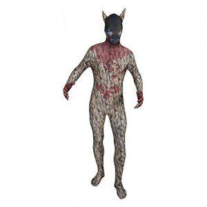 disfraz de lobo segunda piel
