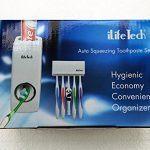 Dispensador de pasta de dientes automático embalaje