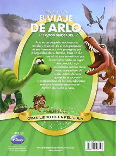 El-Viaje-De-Arlo-Gran-Libro-De-La-Pelcula-0-0