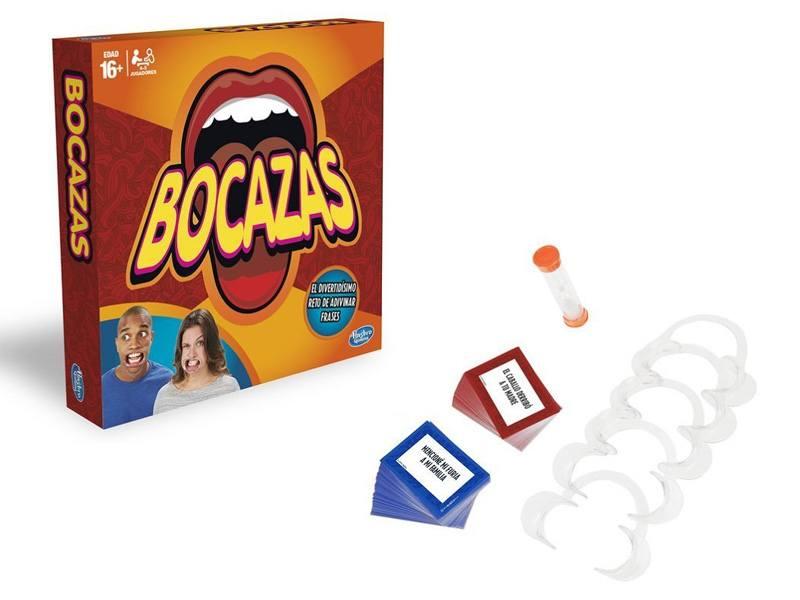 bocazas - Juegos de mesa para regalar en Navidad