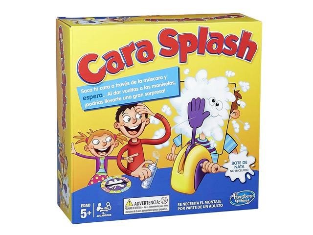 cara splash - Juegos de mesa para regalar en Navidad