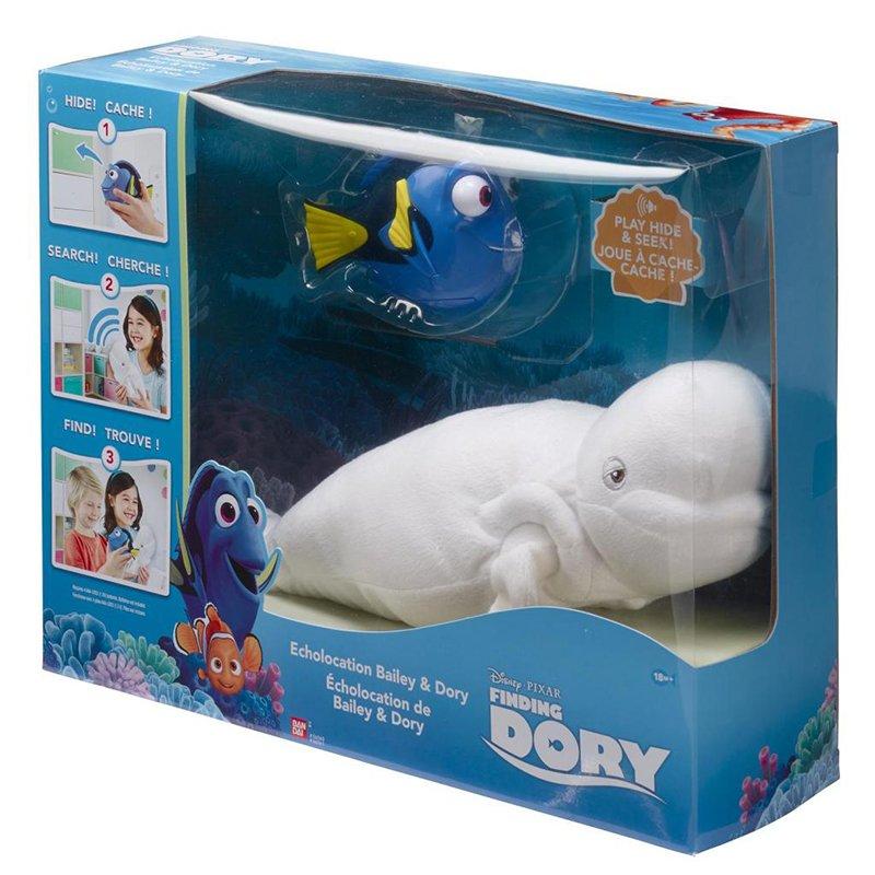 Encuentra a Dory con la ayuda de su amigo Bailey. Regalos originales