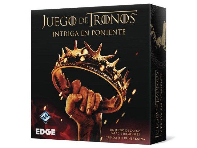 juego de tronos - Juegos de mesa para regalar en Navidad
