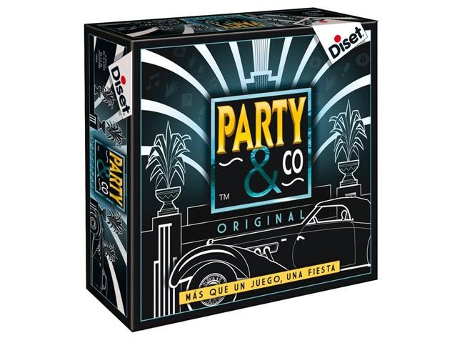 party & co - Juegos de mesa para regalar en Navidad