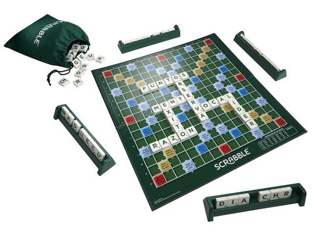scrabble - Juegos de mesa para regalar en Navidad